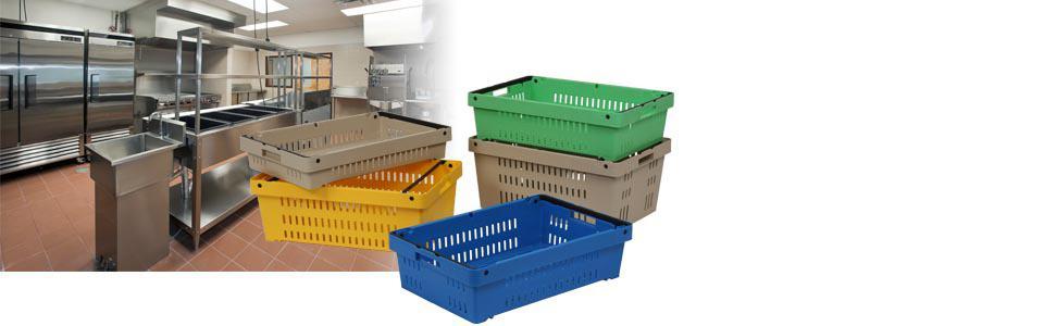 VersaCrate Handheld Plastic Crates
