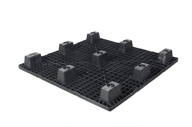 Bottom of 45x45 Kangaroo Export Plastic Pallet