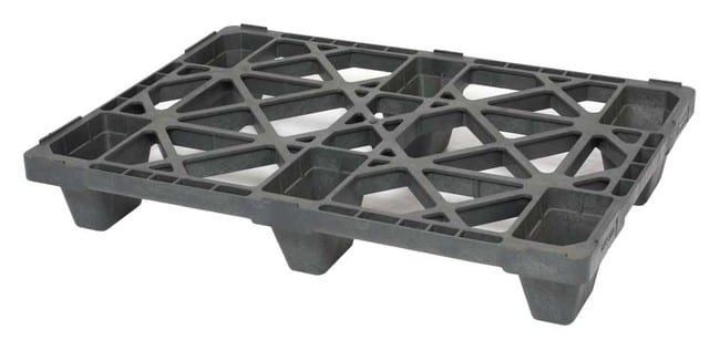 32x24 Nitro plastic pallet for export and shipping