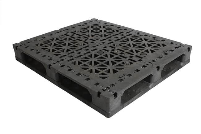HD Racker Reusable Plastic Pallet 4840 Top