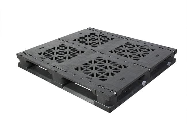 HD Racker 48x44 Plastic Pallet