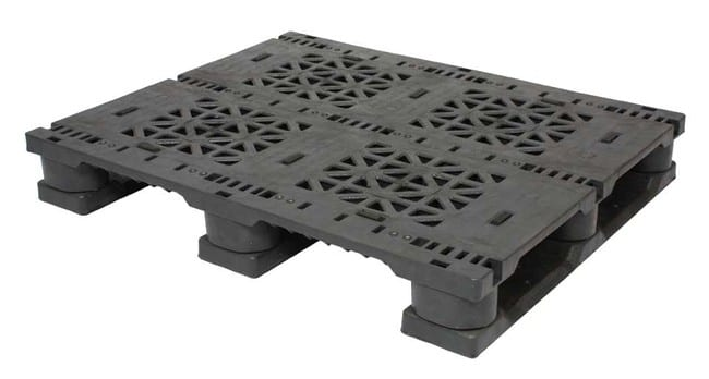 HD Racker 40x32 plastic pallet for racking