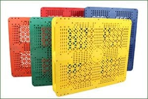 SnapLock 48x40 Pallets in Different Colors