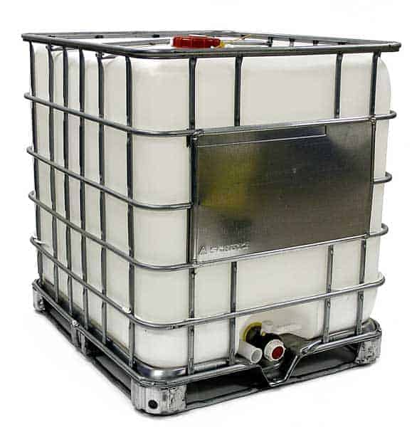 275 Gallon Intermediate Bulk Container