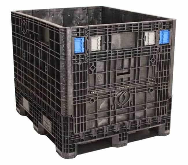 48x40x34 Collapsible Plastic Bin