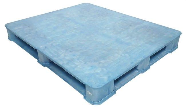 58x48 Solid-Top Plastic Pallet