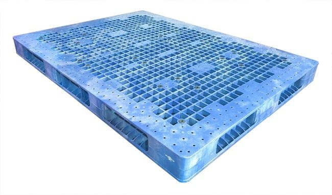80x60 Stackable Reusable Plastic Pallet