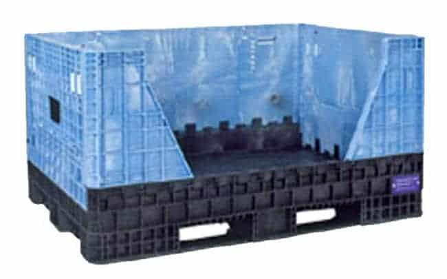 64x48x34 Collapsible Plastic Bin
