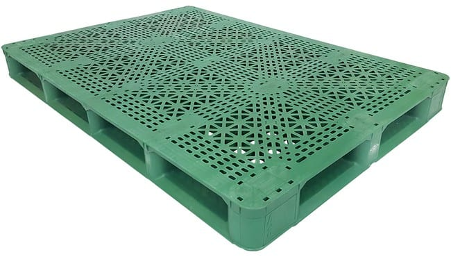 68x48 Stackable Plastic Pallet