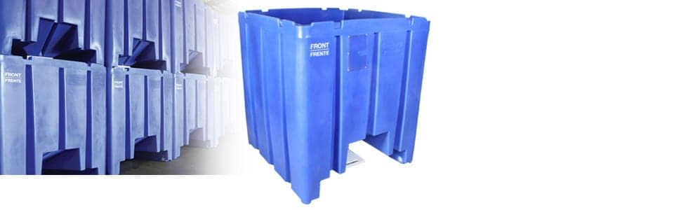 cyclone hopper bin
