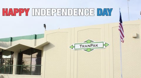 TranPak Closed For Independence Day 2017