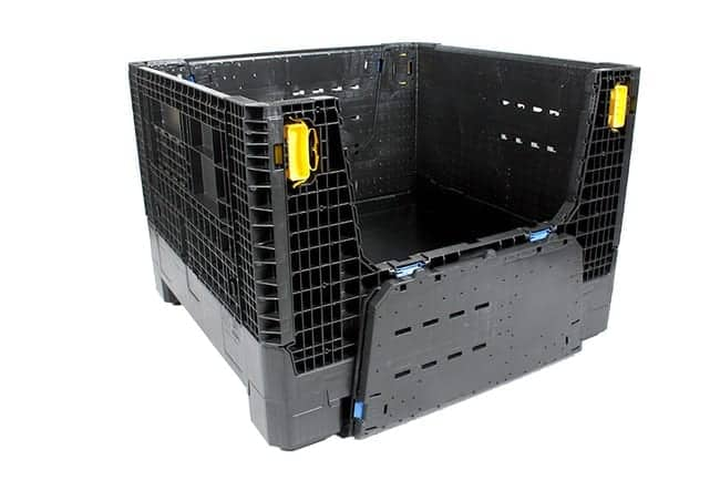 Velocity Collapsible Plastic Bin (Bin Doors Down)