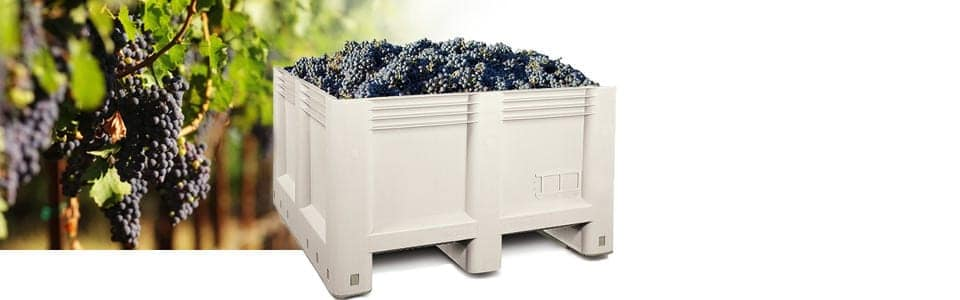 Plastic Products for the Wine Industry