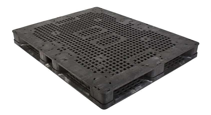 56x44x5.1 Plastic Reusable Pallet