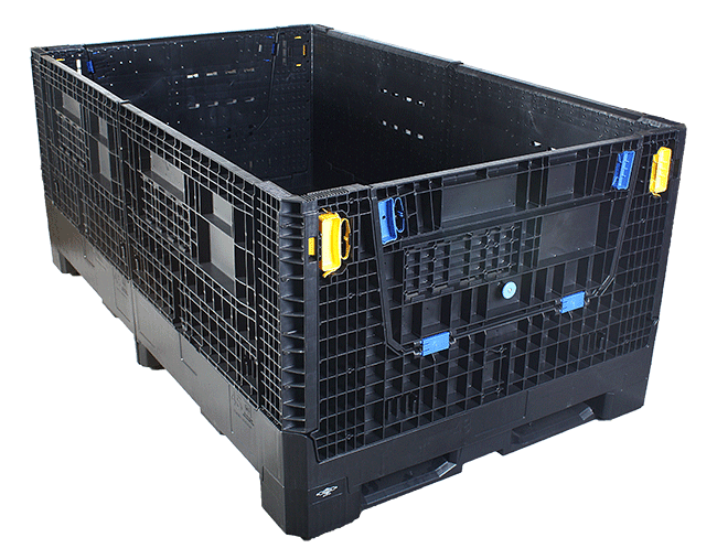 78x48x34 Collapsible Plastic Bin