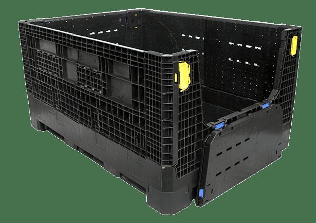 70x48 series Collapsible Plastic Bin