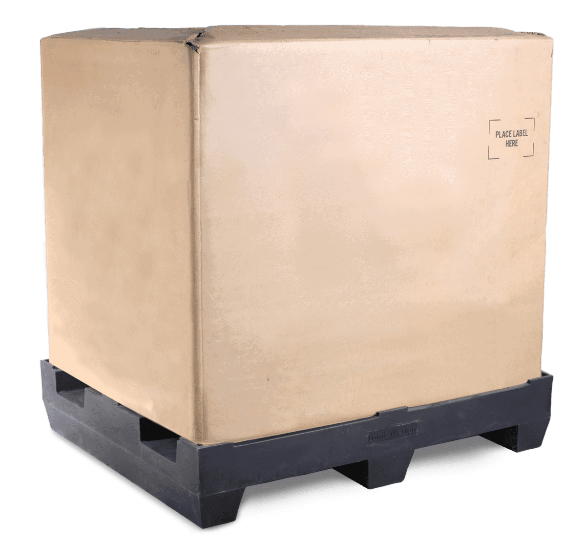 box-on-gaylord-pallet
