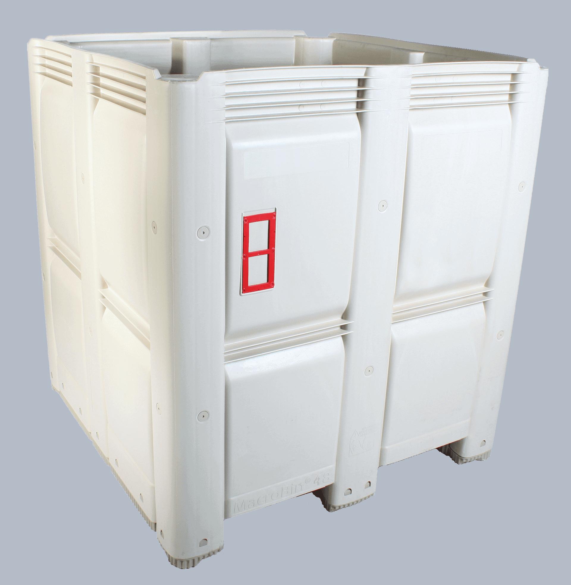 Macro Bin 48 Solid